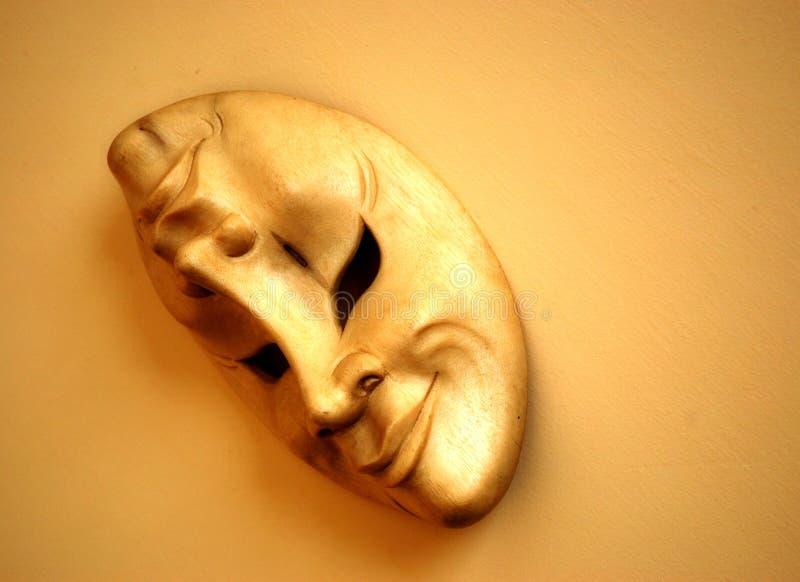 театр маски стоковая фотография