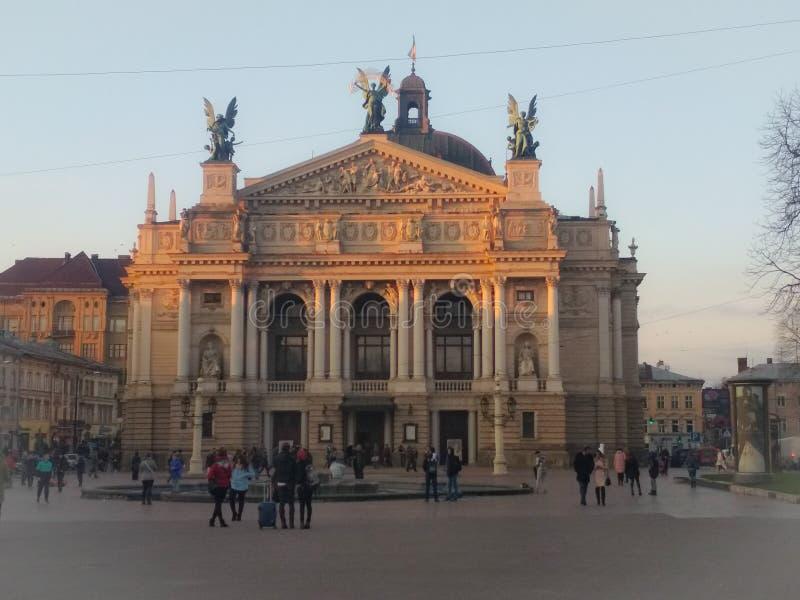Театр оперы стоковые фотографии rf