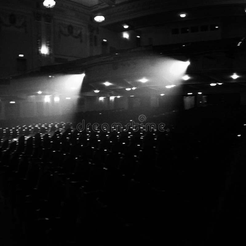 Театр положения стоковое фото