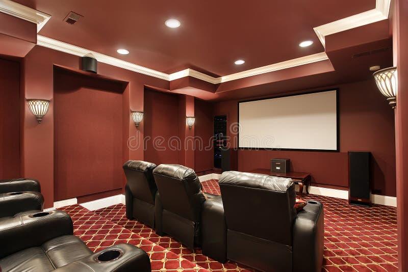 театр стадиона seating комнаты стоковая фотография rf