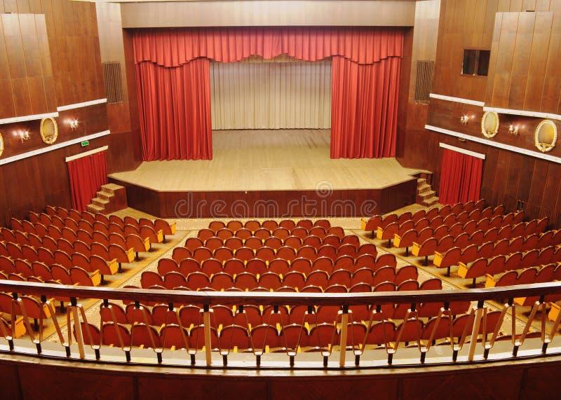 театр стоковое изображение rf