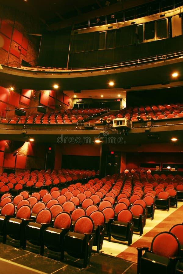 театр стоковая фотография rf