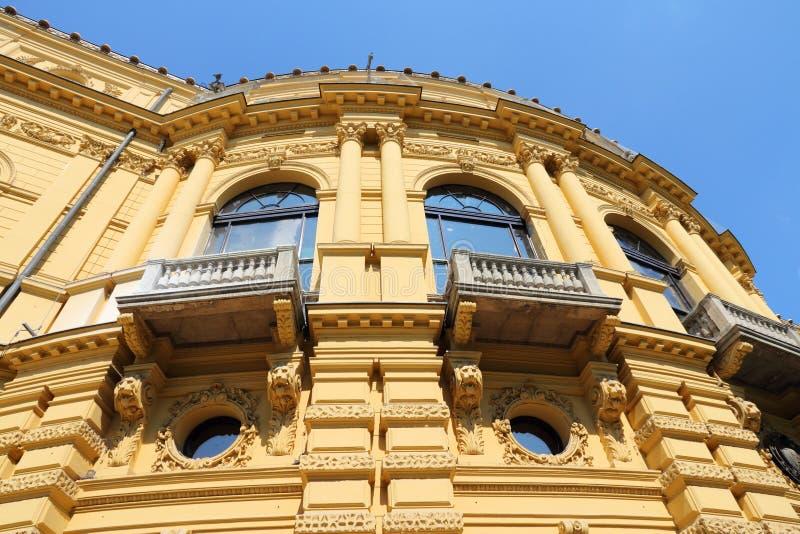 Театр Szeged стоковое изображение