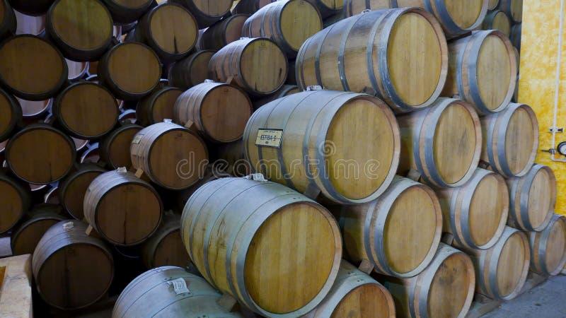 Текила несется distillary в Мексике стоковое фото