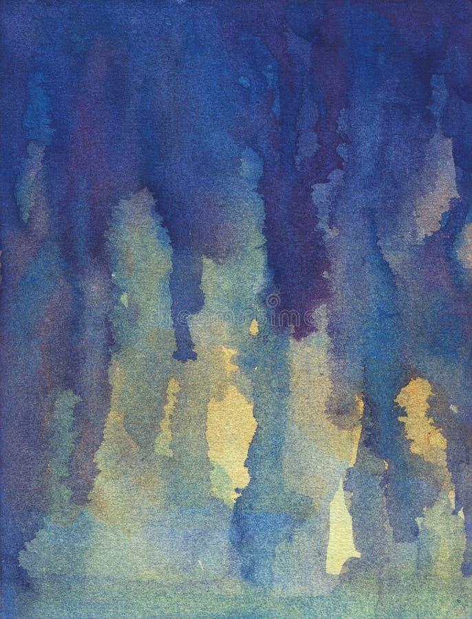 текстура акварели стоковые изображения