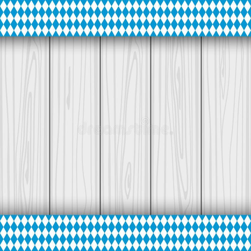 Текстура баварского флага бесплатная иллюстрация