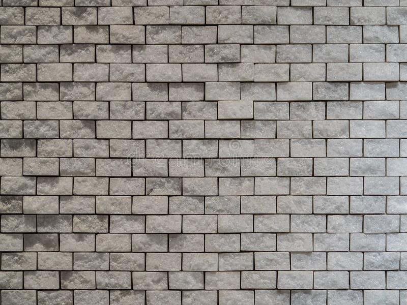 Текстура белой предпосылки кирпичной стены в сельской комнате стоковые изображения rf
