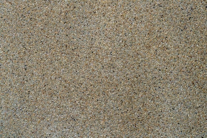 Текстура бетона гравия стоковая фотография