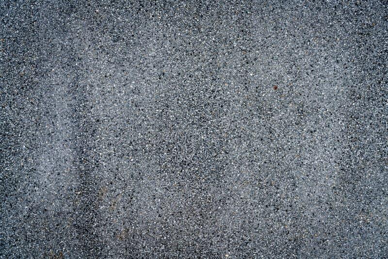 Текстура бетона гравия стоковая фотография rf