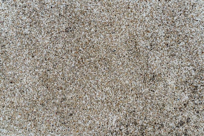 Текстура бетона гравия стоковое фото rf