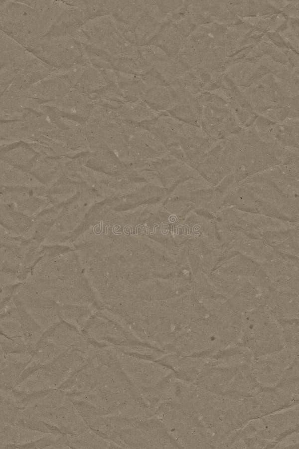 Текстура Брайна скомкала бумагу бесплатная иллюстрация