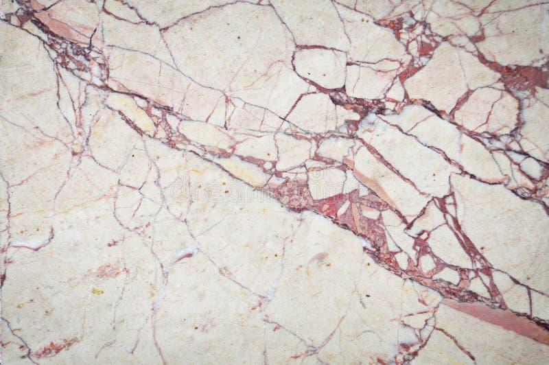 Текстура Брауна белая и красная мраморная стоковое изображение rf