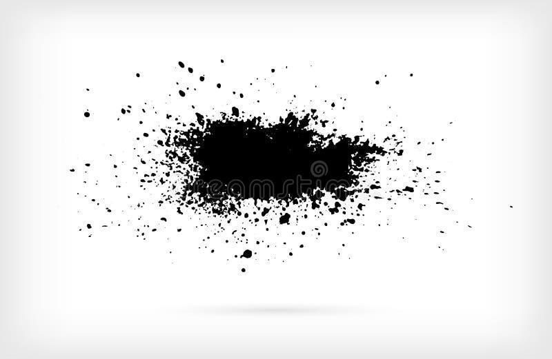 Текстура вектора Grunge иллюстрация вектора