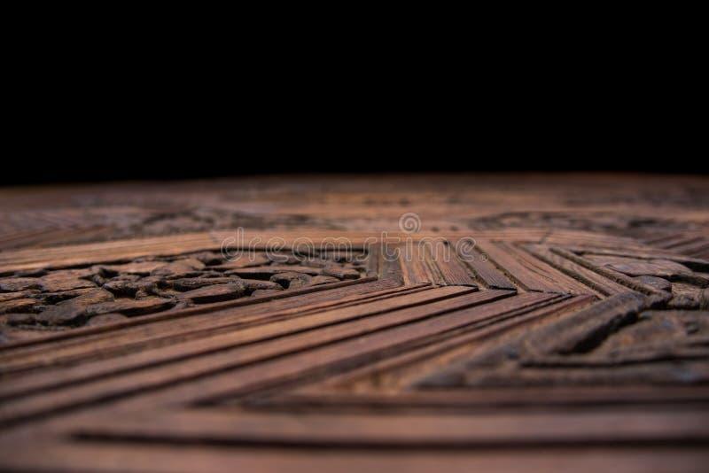 Текстура гравировки на древесине стоковое фото