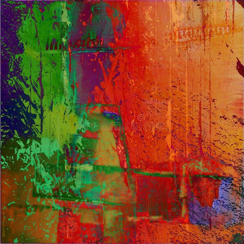 текстура графика предпосылки абстрактного искусства бесплатная иллюстрация