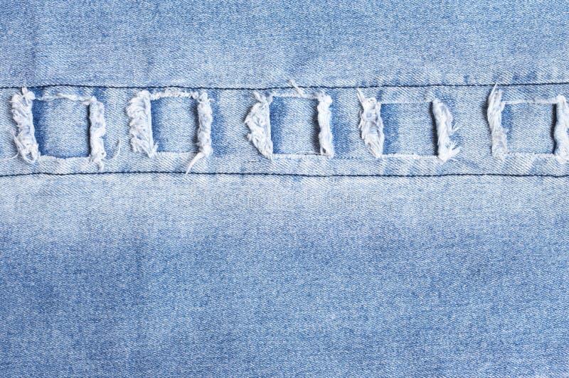 Текстура джинсовой ткани как предпосылка стоковые фотографии rf