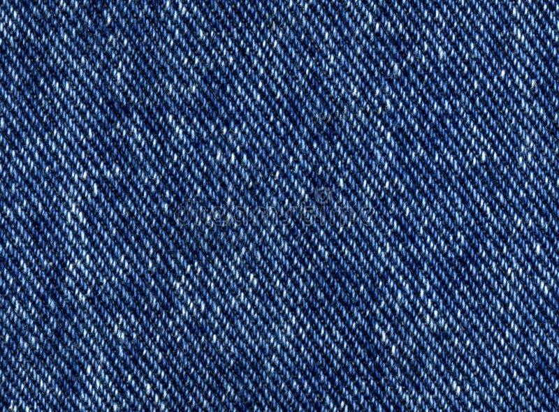 текстура джинсовой ткани предпосылки темная стоковое изображение rf