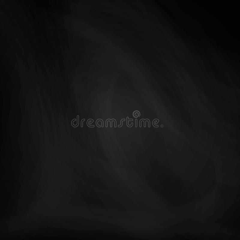 Текстура доски черная предпосылка для знамени на теме образования и меню школы или ресторана также вектор иллюстрации притяжки co иллюстрация штока