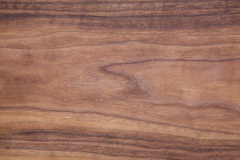 Текстура древесины грецкого ореха предпосылка текстуры планок грецкого ореха Материальная предпосылка, предпосылка дизайна стоковые фотографии rf