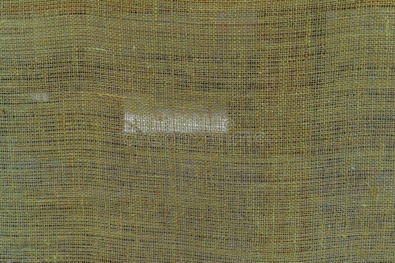 Текстура естественной ткани белья, предпосылки холста стоковая фотография