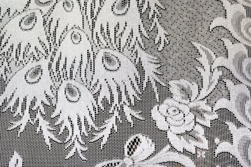 Текстура занавесов стоковое фото rf