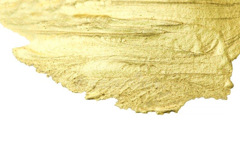 Текстура искры золота Абстрактная золотая предпосылка яркого блеска Золото m стоковые изображения rf
