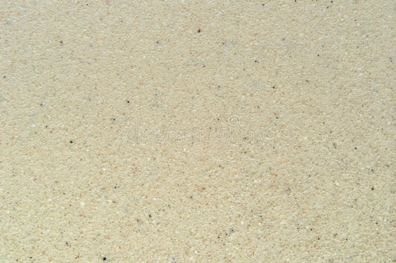 Текстура искусственного коричневого цвета песка керамического покрытия стоковые фото