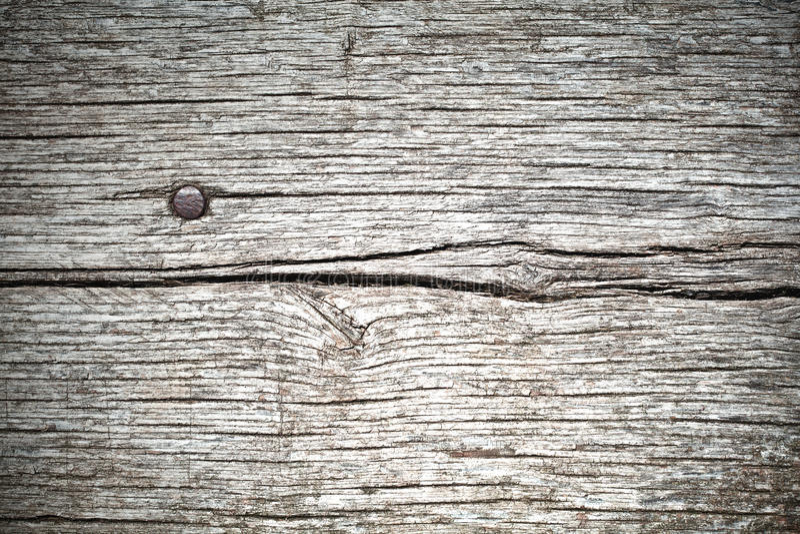 Текстура и ноготь предпосылки деревянная стоковые фото