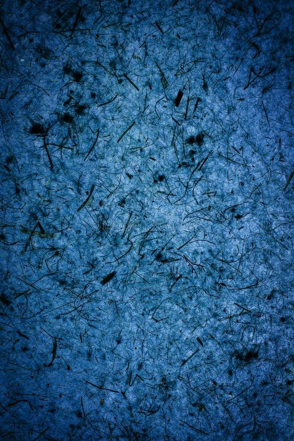 Текстура и предпосылка конспекта сини военно-морского флота для дизайна Темно-синая предпосылка сделала из бумаги стоковое фото rf
