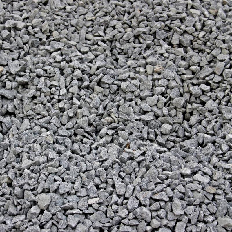 текстура камня дороги гравия предпосылки стоковые фото