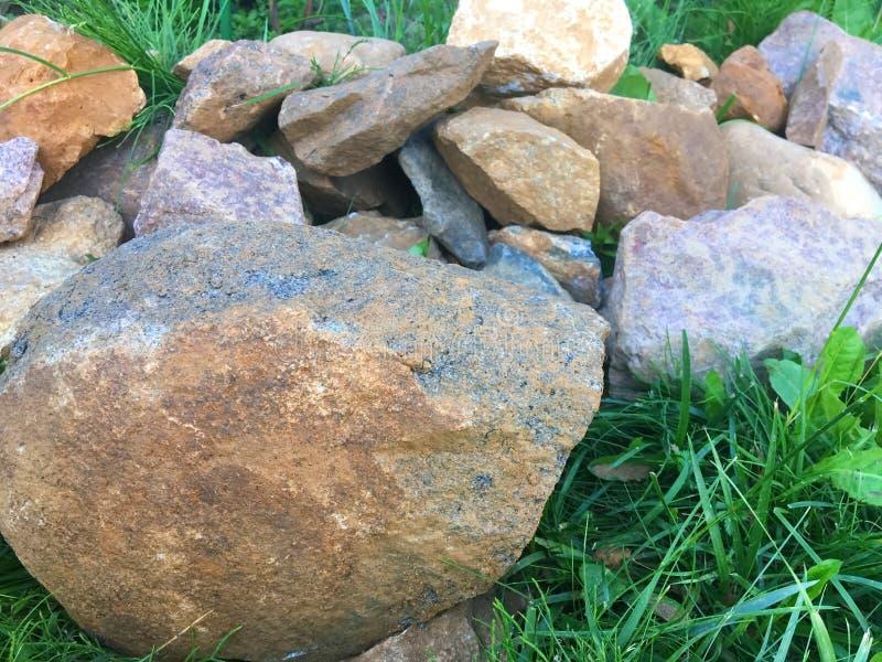 Текстура камня естественная для гор стоковые изображения rf