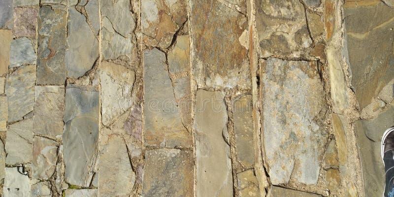 Текстура камня стены от дома стоковые изображения rf
