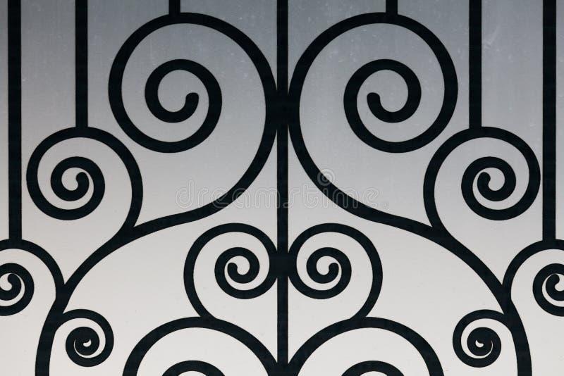 Текстура картины дизайна на стене МАТИРОВАННОГО СТЕКЛА стоковые фотографии rf