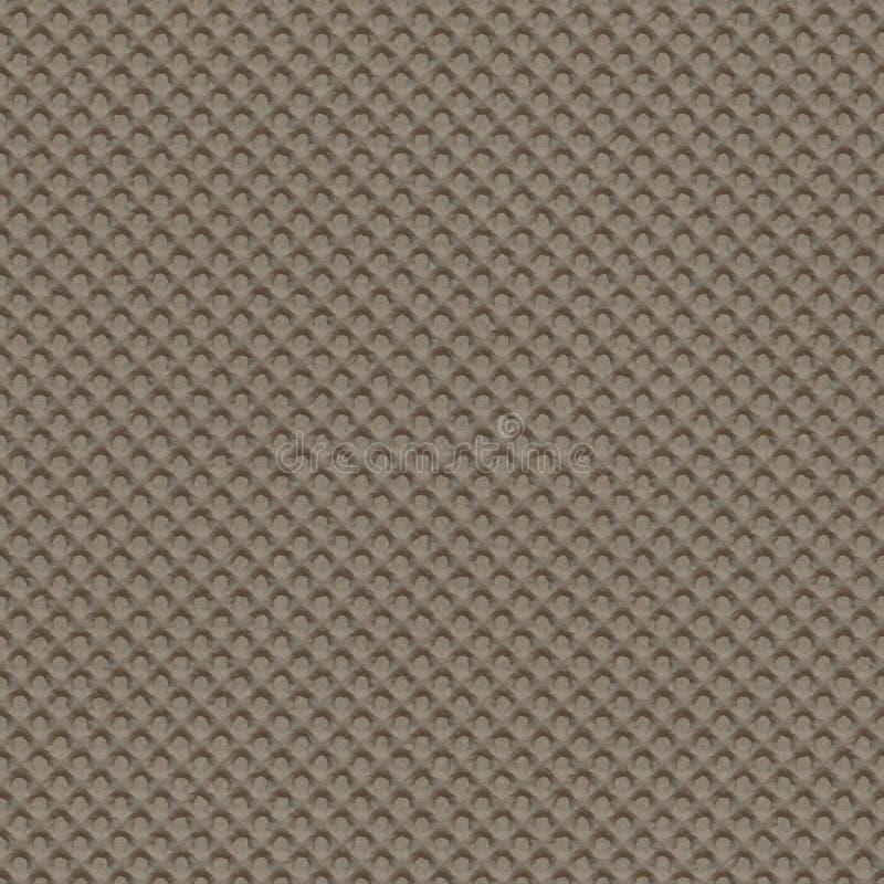 Текстура картона безшовная произведенная иллюстрация вектора