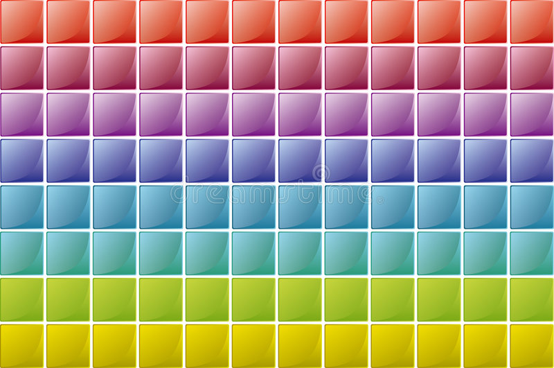 текстура квадратов иллюстрация вектора
