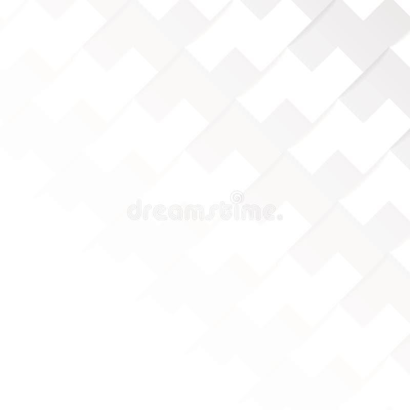 текстура квадрата бумаги предпосылки иллюстрация штока