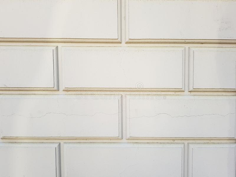Текстура кирпичей Кирпичная стена в белом цвете Textura серого кирпича стоковое фото