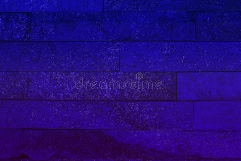 Текстура кирпичей старого голубого естественного кварцита дизайна каменная для всех целей иллюстрация вектора