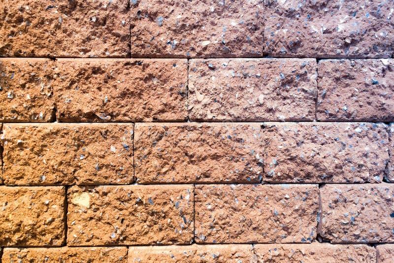 Текстура кирпичной стены конца-вверх стоковые фото