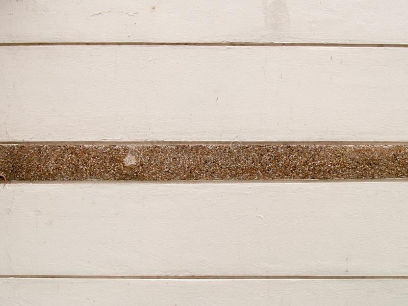 Текстура конкретных колодца и гравия с разрезом стоковое изображение rf