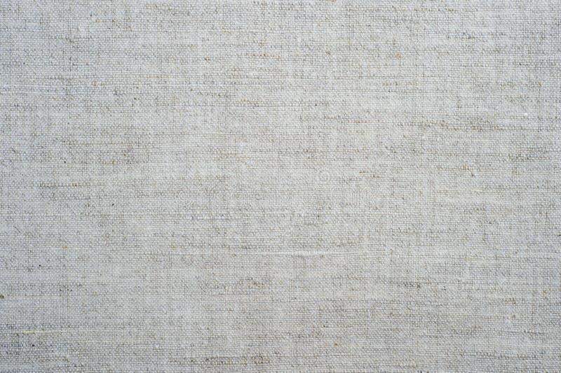Текстура конца linen ткани вверх Справочная информация Сплетенные естественные материалы стоковое фото rf