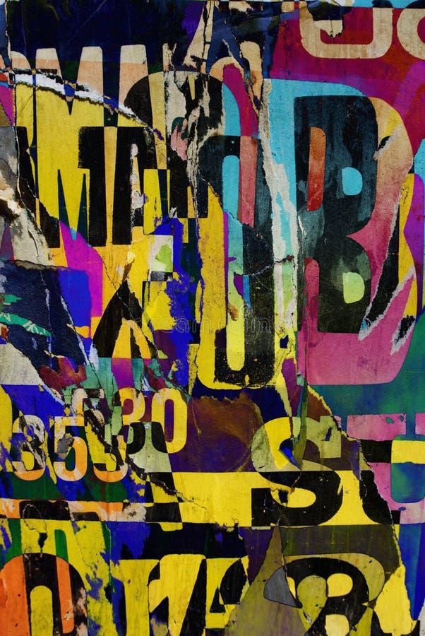 Текстура коллажа предпосылки или обоев дизайна оформления стоковые фото