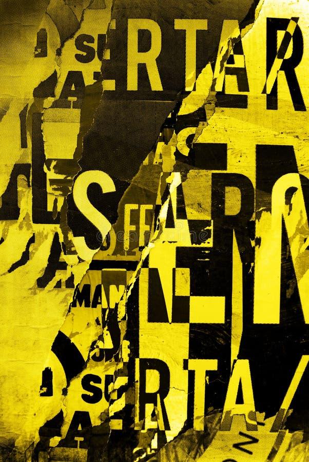 Текстура коллажа предпосылки или обоев дизайна оформления стоковая фотография