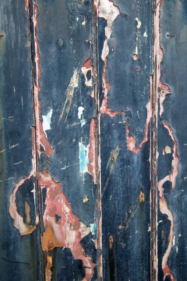 Текстура краски шелушения стоковые фото