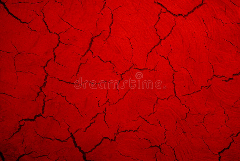 текстура красного цвета grunge стоковое фото rf