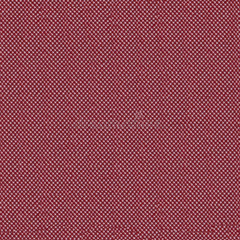 Текстура красной ткани безшовная Карта текстуры для 3d и 2d иллюстрация вектора