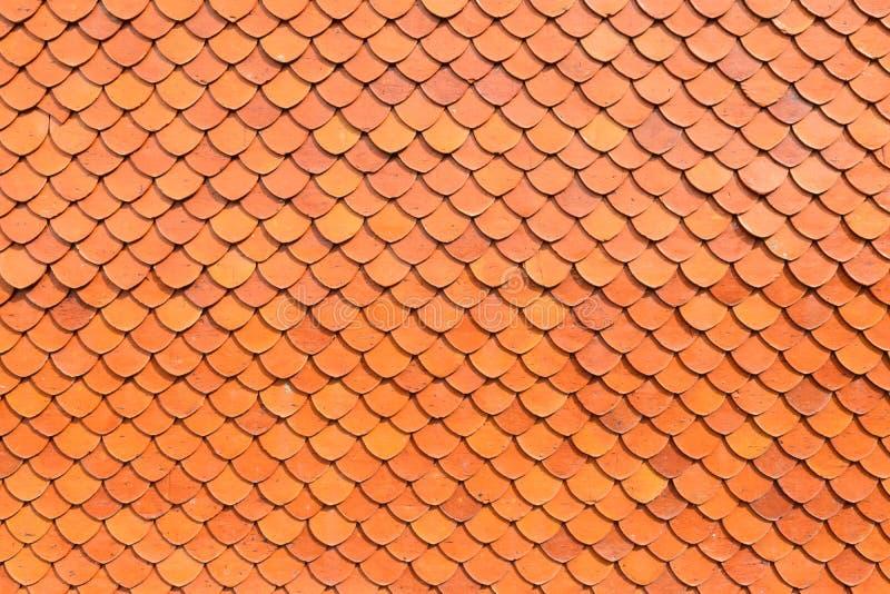 Текстура крыши плитки стоковое фото