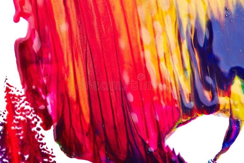 Текстура маникюра стоковые фотографии rf