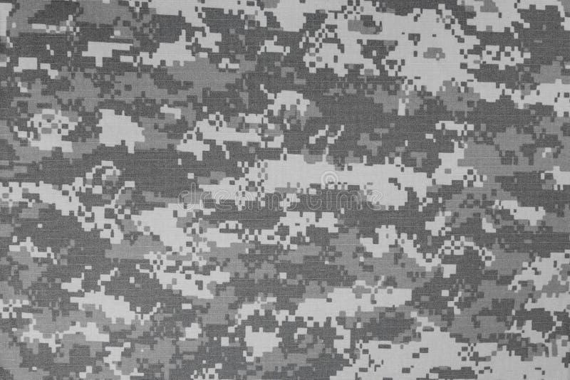 Текстура маскировочной ткани армии США городская цифровая стоковое изображение