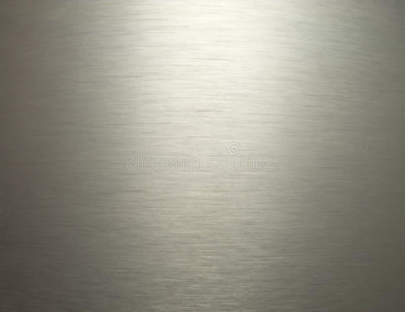 текстура металла алюминиевой предпосылки al серая иллюстрация штока